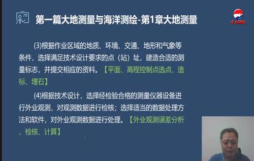 2021年注册测绘师-[冲关畅学班](全科)